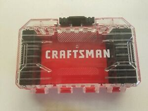 CRAFTSMAN Drill and Driver Empty Box Only CASE $10.45