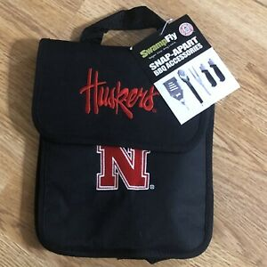 HUSKERS 5 pc Stainless Steel BBQ Grill Tool Set