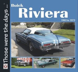 Buick Riviera: 1963 to 1973 $20.30