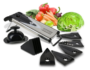 High end Mandoline fruit and vegetable cutters for home and business