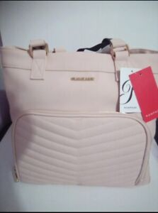 Rampage Large Pink Purse NWT MSRP 39.99
