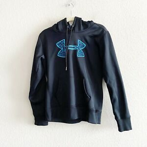 under Armour Black Pullover Hoodie Size Men's Small $10.00