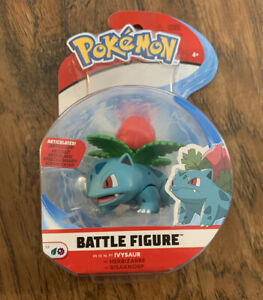 Pokemon Battle Figure Ivysaur Wicked Cool Toys New WCT FAST FREE SHIPPING $12.99