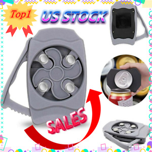 Go Swing Topless Can Opener Safety Manual Opener For Household Kitchen Bar Tool