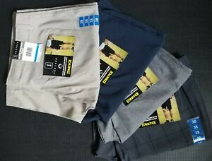 PGA Tour Stretch Mens Shorts Active Waistband with Accessory Pocket NWT Official $24.99