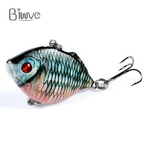 Biwvo Fat Lure Wobblers Small Fishes pig shad Spoon Hard Mold Noeby Surface
