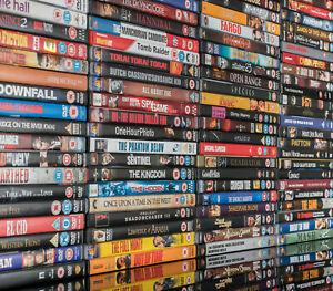DVD Sale Pick Choose Your Movies Combined Ship Huge Used Lot A Movie Titles $1.49