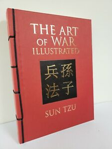 THE ART OF WAR by Sun Tzu James Trapp Illustrated Collectible BRAND NEW $35.23