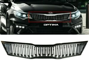 NEW Grill Front Bumper Radiator Upper Grille Center FOR KIA 2019 2020 Optima K5