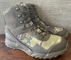 Under Mens Armour Valsetz RTS 1.5 Waterproof Tactical Boots Size 10 3022138 101 $109.99