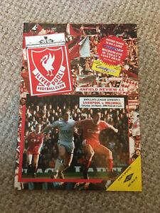 LIVERPOOL v MILLWALL BARCLAYS LEAGUE DIVISION ONE 1989 90