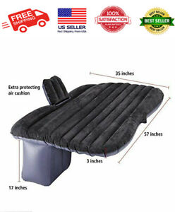 Bed Car Mattress Camping for Car Sleeping Bed SUV Extended Air Couch Gray NEW
