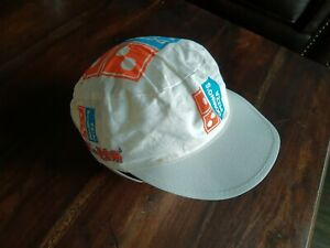 Domino#x27;s Pizza Vintage Painter#x27;s Hat Somethin#x27; for Nothin#x27; $24.99