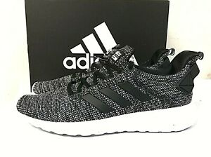 adidas Mens Lite Racer BYD Athletic Running Shoes PICK SIZE Black Gray 0T 06 $32.99