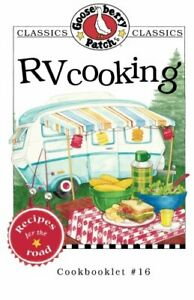 RV COOKING COOKBOOK GOOSEBERRY PATCH CLASSICS *Excellent Condition*