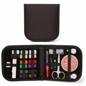 Portable Lightweight Sewing Boxes Synthetic Hair Yarns Thickened Knitting Needle $8.13