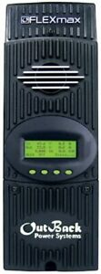 OUTBACK FLEXMAX FM 80 MPPT 80 AMP SOLAR CHARGE CONTROLLER *NEW FAC SEALED BOX*