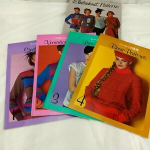 Electroknit Patterns for Brother Machine Knitting Basic Lace Variation Single $19.50