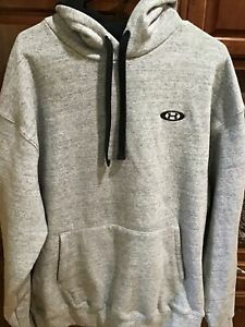 Mens XL Under Armour Cold Gear Hoodie Sweatshirt Loose NWT Retail 65.00 $39.99