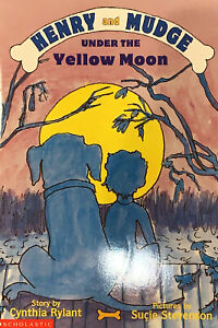 HENRY AND MUDGE UNDER YELLOW MOON By Cynthia Rylant **Brand NEW** $14.99