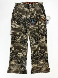 NWT Realtree Max1 XT Water Repellent Stretch Cargo Hunting Pants XL 40X32 42X32