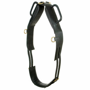 C 2 0 Tough 1 Performers 1St Choice Vaulting Horse Surcingle Black $109.95