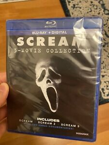 Scream 3 Movie Collection 2020 Blu Ray No Digital $23.99