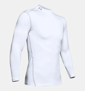 Under Armour UA ColdGear Armour Compression Mock Shirt 2020 Pick Size amp; Color $37.95