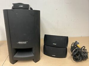 Bose CineMate Series II Digital Home Theater Speaker System No Remote $150.00