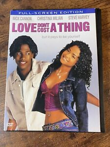 Love Don#x27;t Cost a Thing DVD Troy Beyer 2003 $2.99