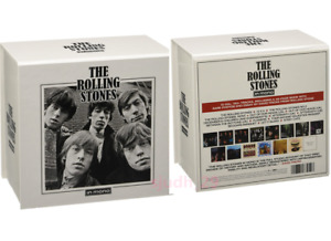 The Rolling Stones In Mono Remastered 15 CD Box Set Collection New amp; Seal $41.51