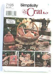 Simplicity 7105 SEWING ACCESSORIES $8.00
