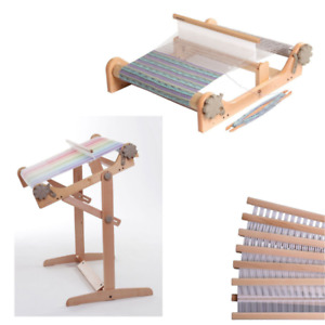 Ashford 24quot; Rigid Heddle Loom with Variable Stand and a 2nd Reed FREE Shipping