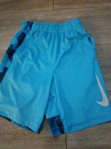 Nike Youth Shorts size Small Dri Fit Turquoise $6.00