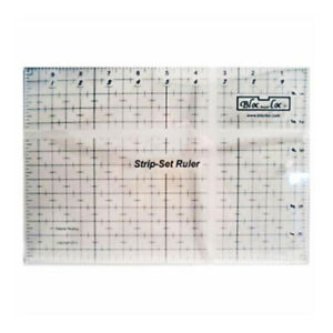 Bloc Loc Strip Set Ruler 7 X 10 Acrylic Ruler $50.51