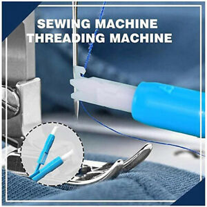 Household Old Man Sewing Needle Inserter Automatic Needle Threading Sewing T.ec $2.00