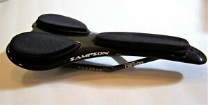 Sampson Stratics Carbon Race Saddle New Only 111 G and comfy $34.00