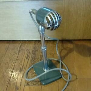 Antique stand microphone Retro skeleton microphone $394.52