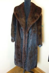Vintage Small Mink Fur Coat Jacket 4290s