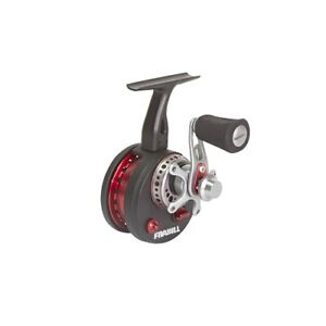 Frabill Straight Line 371 Ice Fishing Reel in Clamshell Pack 690701