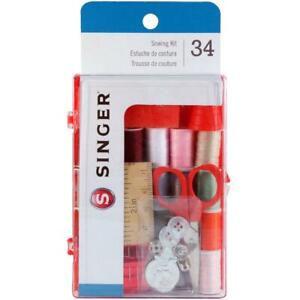 Singer Deluxe Sewing Kit in Storage Box $6.70