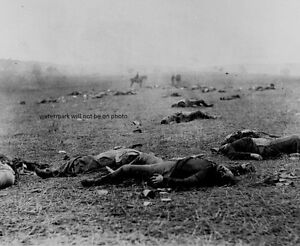 Harvest of Death Battle of Gettysburg 8quot;x 10quot; Civil War Photo Picture #15 $5.77