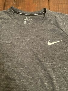 Nike Swim dry fit shirt long sleeve Grey XL $40.00