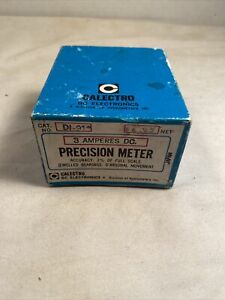 New Old Stock Calectro Precision Meter $26.00