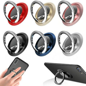 Finger Ring Holder Stand Grip 360° Rotating For Cell Phone Car Magnetic Mount $1.98