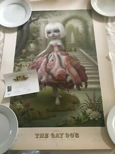 Mark Ryden INCARNATION Ltd. Edition Print Lithograph Art Numbered Signed COA $1500.00
