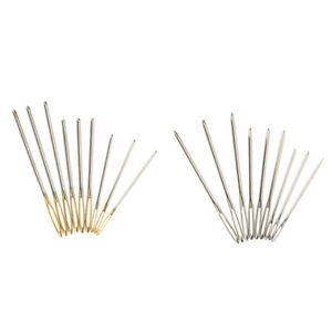 9pcs Essentials Large Eye Hand Sewing Needles Embroideried Threading Needles $6.17