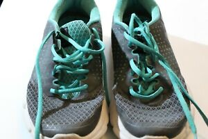 under armour shoes womens size 7.5 i will run fast sneakers gp2 7 $21.00