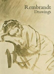 REMBRANDT DRAWINGS By Bob Haak *Excellent Condition* $63.75