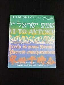 Religions of the World By Nielsen Niels C. Hardcover.
